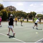 Intermediate Tennis Coaching