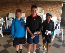 step ahead tennis kids
