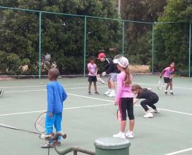 tennis coaching cape town