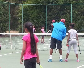 tennis coaching cape town