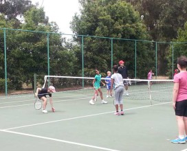 Step Ahead Tennis Coaching