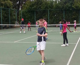 tennis kids academy cape town